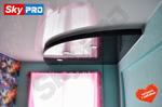 Натяжные потолки в спальне отзывы