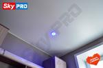 Светодиодные светильники Альфа на натяжном потолке отзыв