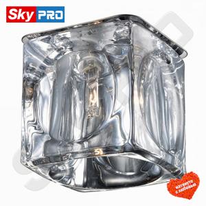 Точечный светильник Novotech Vetro Grace Прозрачное стекло
