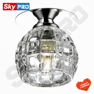 Точечный светильник Novotech Vetro Standard Прозрачное стекло