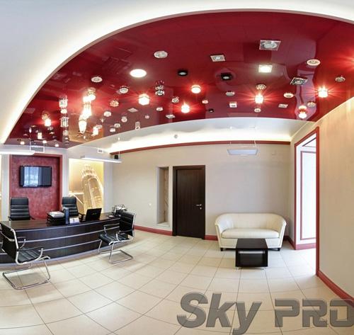 светильники в офисе SkyPRO в Луге